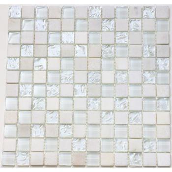 Mosaiik Stocksund Valge 2312