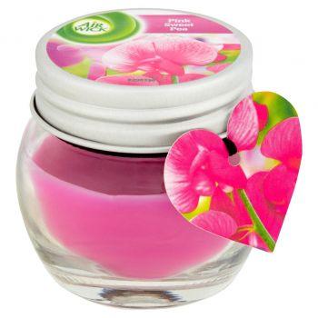 Lõhnaküünal Air Wick Pink Sweet 30 G 5997321758398