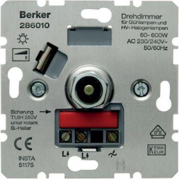 Regulaator Berker 60-600W hõõg