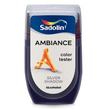 Ambiance tester Sadolin 30ml silver shadow