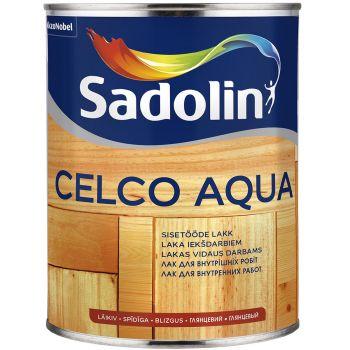 Seinalakk Sadolin Celco Aqua 70 1L, läikiv