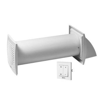 Ventilaator Extra EER100S soojusvahetiga