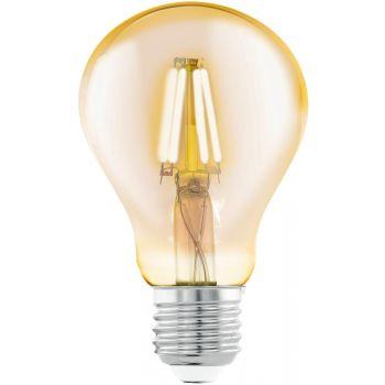 9002759115555 LED lamp Eglo 4W E27 A75 amber