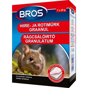 Rotimürk graanulitena Bros 140g 5904517244078