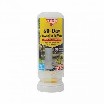 Putukate peletus Citronella hajuti 60 päeva, 40m3 5036200348852