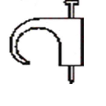 Kaabliklamber 5-7mm 100tk 4751002310043