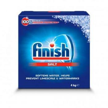 Nõudepesumasina sool Finish 4 KG 8594002687397