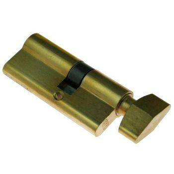 Lukusüdamik 60mm (30/30) messing