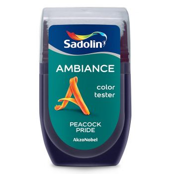 Ambiance tester Sadolin 30ml peacock pride