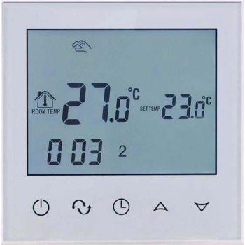 Põrandakütte termostaat Tenux 16A valge 47481626