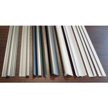 Komposiitplaadi alumiinium sisenurgaliist 610mm hall 4742486007369