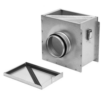 Ventilatsioonifilter FD125 Ø125mm