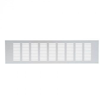 Ventilatsioonirest RA10160S 100x1600mm hõbedane