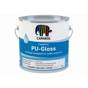 Akrüülvärv Capacryl PU-Gloss Valge 0,7 L