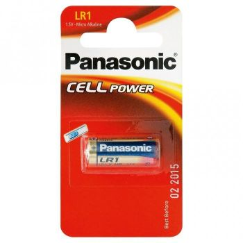 Panasonic patarei LR1/MN9100