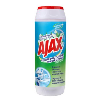 Küürimispulber Ajax Floral Fiesta roheline 450g 8718951038998 622399
