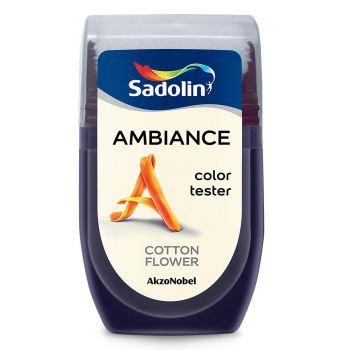 Ambiance tester Sadolin 30ml cotton flower