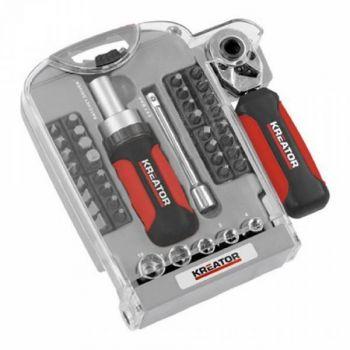 Tööriista komplekt 40-osaline 5400338049347