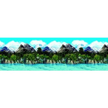 Köögitagaseina dekoratiivplaat 865 mäed 4603739775865