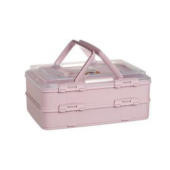 Piknikukarp Culinaria 40x30cm roosa
