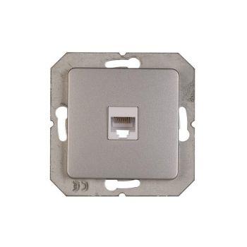 Arvutipesa 1-ne süvis raamita metallik 4779101639957