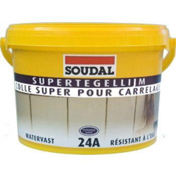 Plaadiliim Soudal Super 24A 5kg