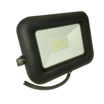 LED Prožektor 30W 2100lm 4500K IP65 valge