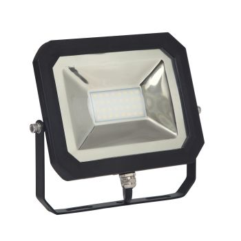 Prožektor LED 30W õhuke must