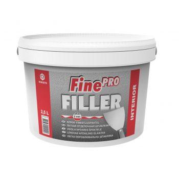 Fine Pro Filler pahtel 10L