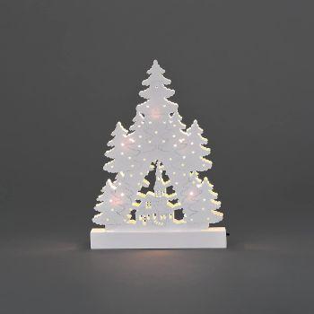 "Jõulukaunistus ""Puidust siluett"" 7318302844219"