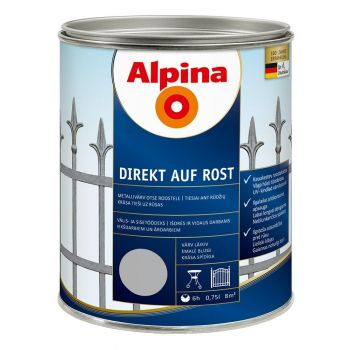 Alpina Direkt auf Rost 2,5L šokolaadipruun