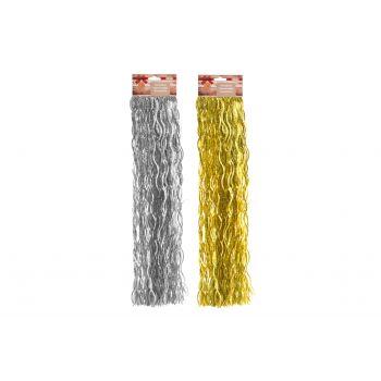 Kuusevihm laineline kuld või hõbe