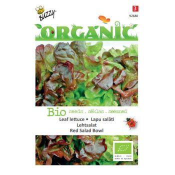 Seemned Lehtsalat Red Salad Bowl 8711117926801 ORG92680