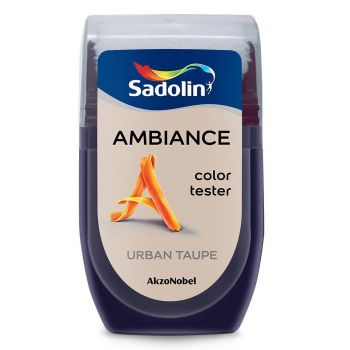 Ambiance tester Sadolin 30ml urban taupe