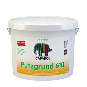Caparol Putzgrund 610 exl.cp 8kg läbipaistev