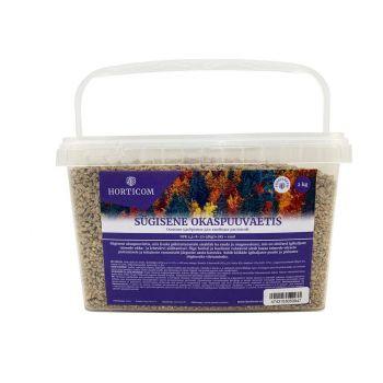Sügisene okaspuuväetis Horticom 2kg