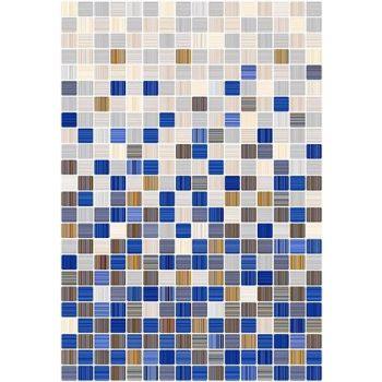 Seinaplaat Glamour Blue Mix 27,5x40
