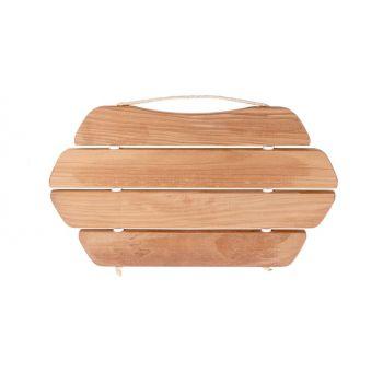 Sauna istumisalus 14x230x440mm termohaab ST0027