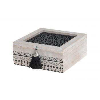 Teekarp Arianna 16,5x16,5x7cm