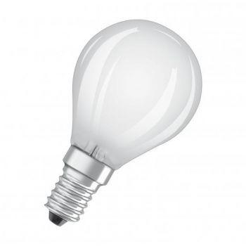 LED lamp 4W 827 E14 470lm Mini Matt 4052899959316