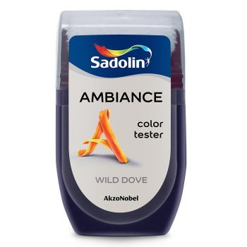 Ambiance tester Sadolin 30ml wild dove