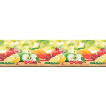 Köögitagaseina dekoratiivplaat 479 puuviljad 4680439011479