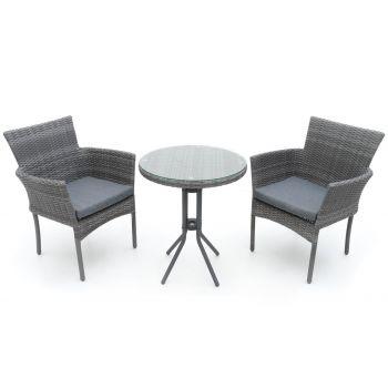 Aiamööbli komplekt Espresso laud+2tooli 6410413132290