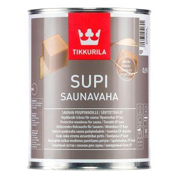 Supi saunavaha must 1,0L