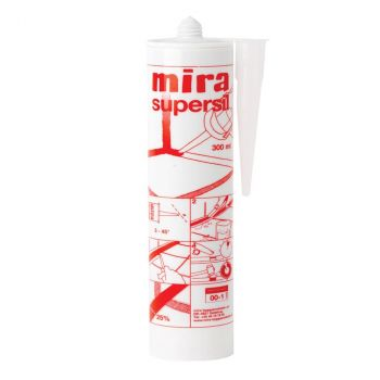 Silikoonmass mira supersil 123 300 ml