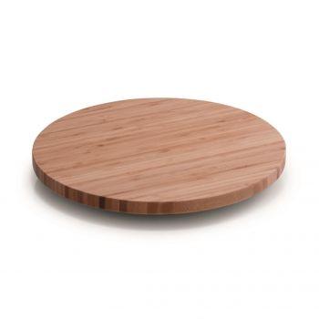 Serveerimisalus bambusest keerlev 35cm 4003368252674