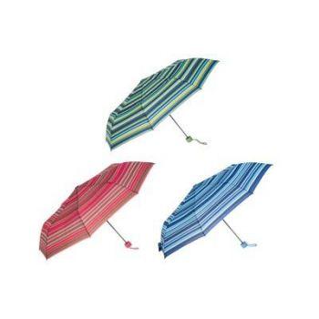 Vihmavari triibuline avat. 55cm