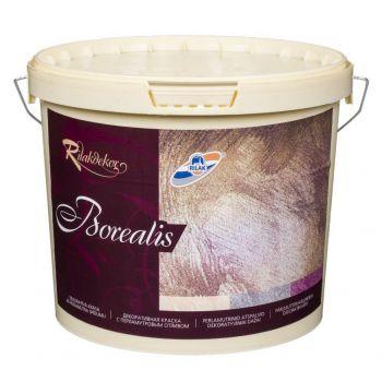 Dekorat.värv Borealis pärlmutter 3,6L