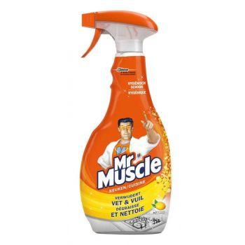 Köögipuhastus Mr.Muscle 500ml 5000204920321
