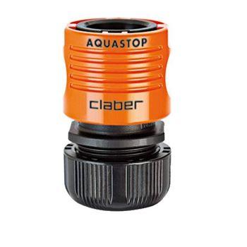 """Kiirliitmik Claber Aquastop 3/4"""" 8000625086054"""